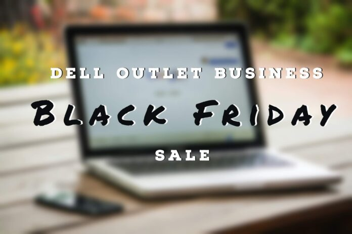 Dell Outlet Business Black Friday Sale