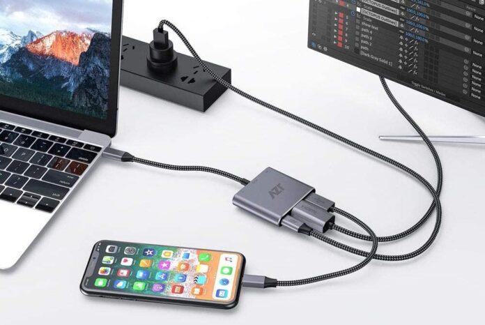 Digital AV Multiport Adapter For MacBook