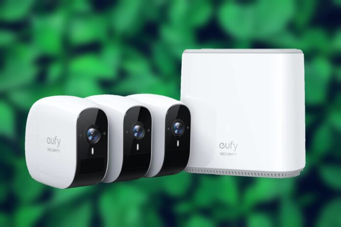 Eufy Wireless Home Security Camera System