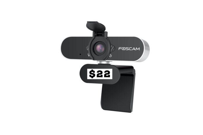 Foscam 1080P HD USB Webcam