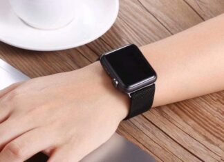 GBPOOT Apple Watch Band