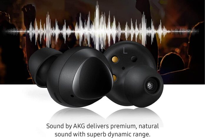 Galaxy Buds True Wireless Earbuds