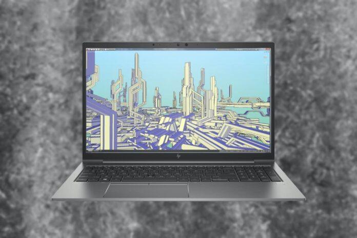 HP ZBook Power G7 10th-Gen. i5 15.6 Workstation Laptop