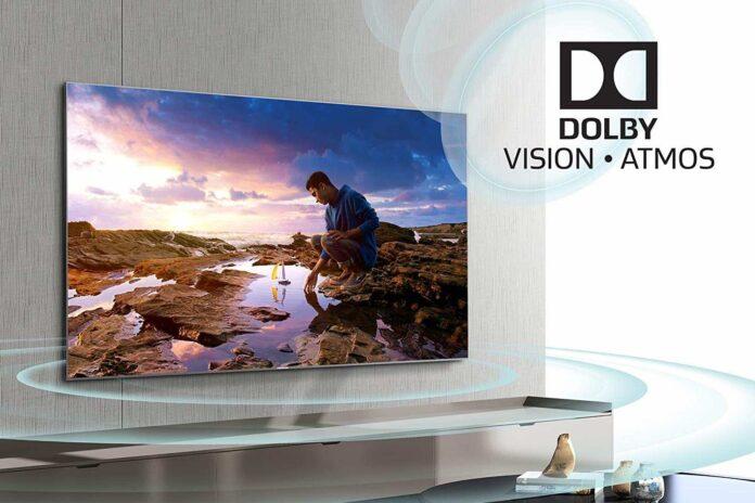 Hisense 55-Inch Class H9 Quantum Series Android 4K ULED Smart TV