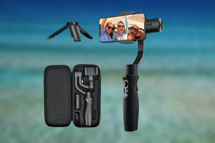 Hohem iSteady Mobile Plus 3-Axis Gimbal Stabilizer