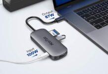 HooToo USB C Hub