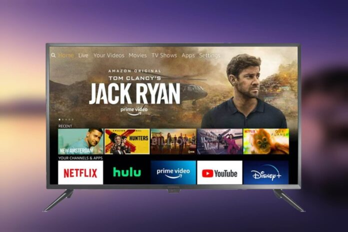Insignia 24-inch Smart HD 720p Fire Edition TV