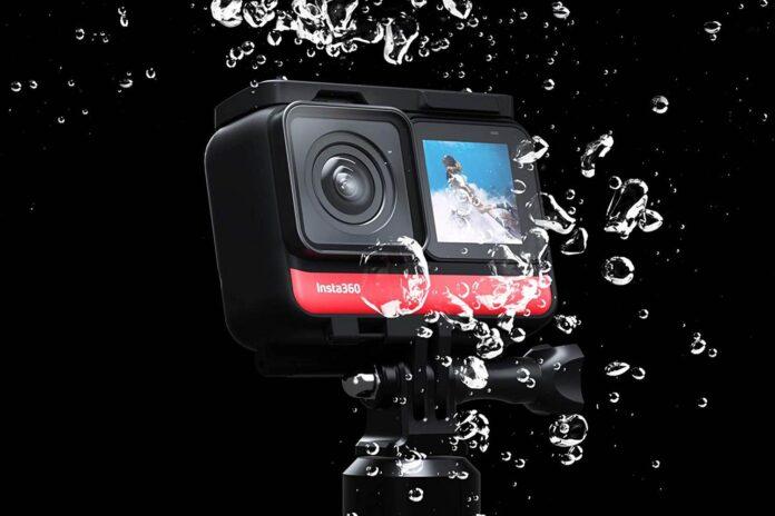 Insta360 ONE R Twin Edition – Action Camera & 360 Camera