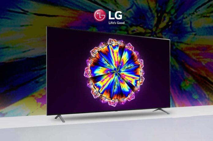 LG 49NANO85UNA Alexa Built-In NanoCell 85 Series 49 4K Smart UHD NanoCell TV