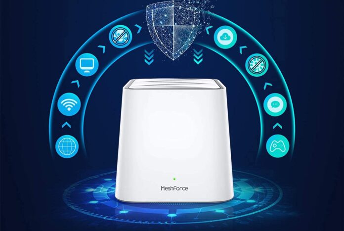 Meshforce Whole Home Mesh WiFi System