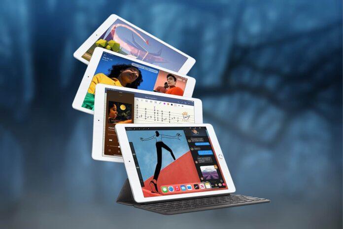 New Apple iPad (10.2-inch, Wi-Fi, 128GB)