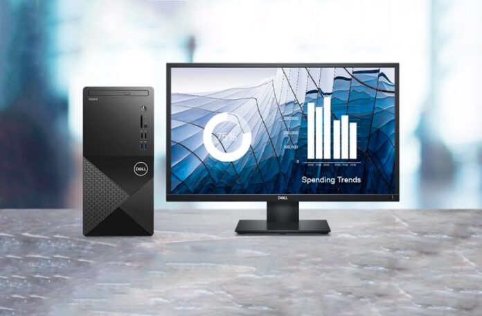 New Vostro 3000 Desktop