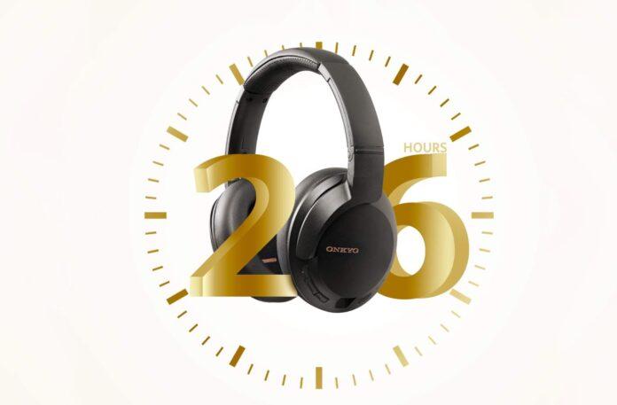 ONKYO Active Noise Cancelling Wireless Headphones