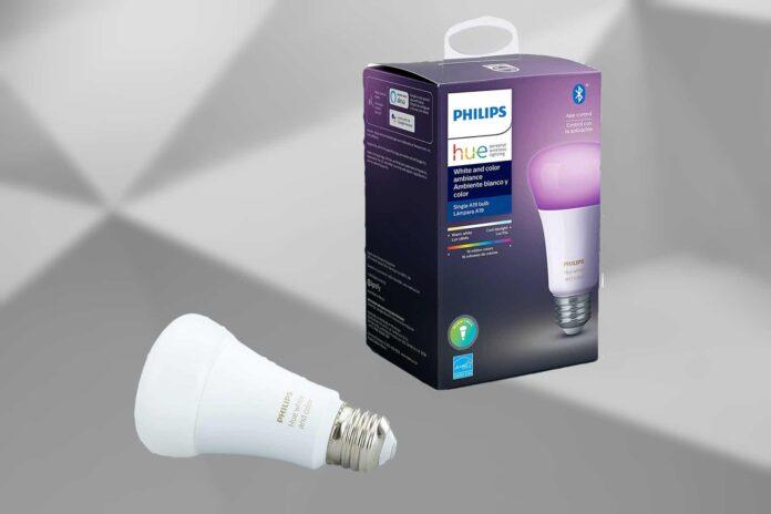 Philips Hue color A19 bulbs