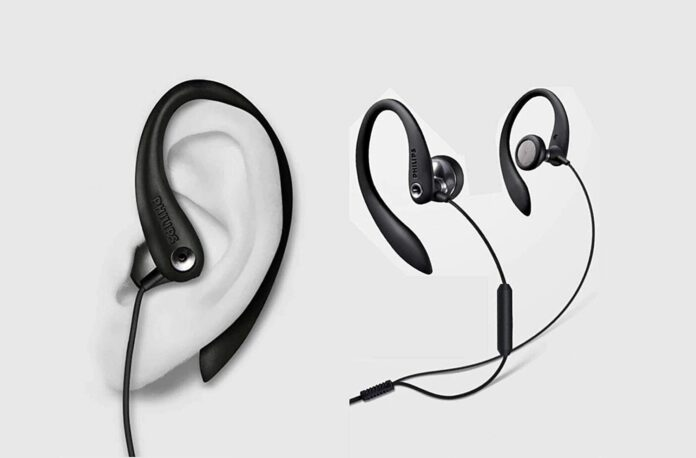 Philips Over The Ear Sport Earbuds