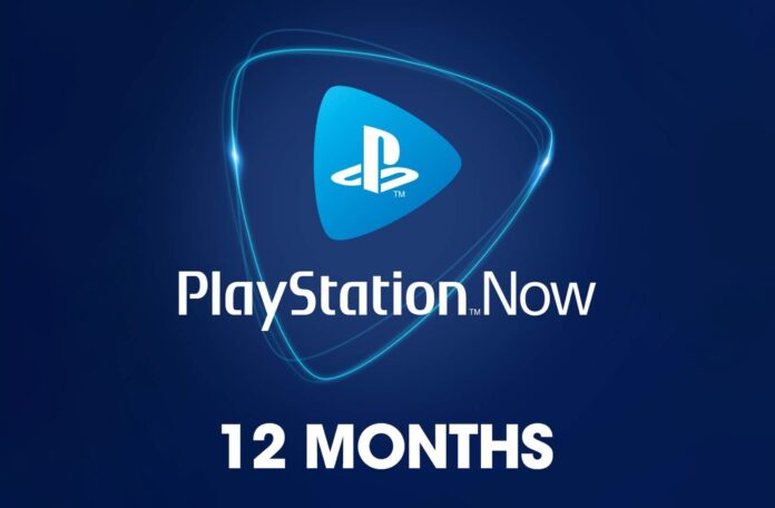 PlayStation Now- 12 Month Subscription