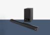 Polk Audio Signa S2 Ultra-Slim TV Sound Bar
