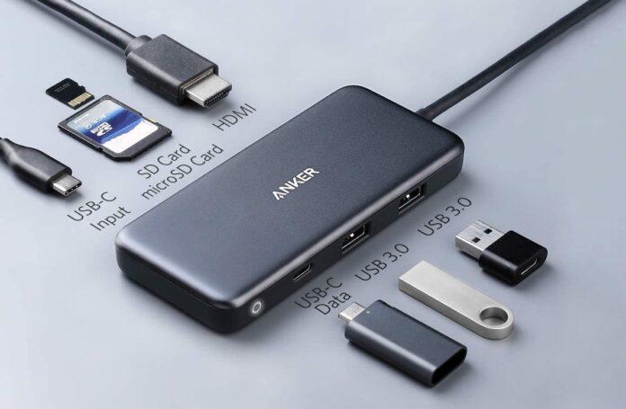 PowerExpand+ 7-in-1 USB C Hub Adapter