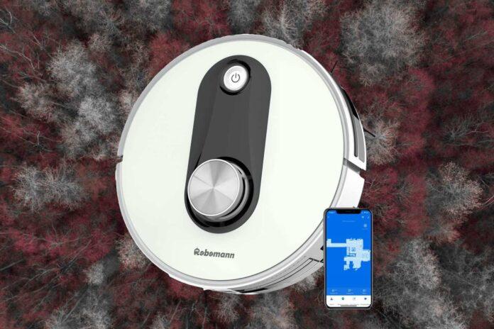 Robomann 360 Robotic vacuum Cleaner
