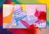 SAMSUNG 55-inch Class QLED Q60T Series - 4K UHD Dual LED Quantum HDR Smart TV with Alexa