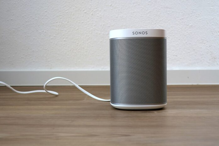 SONOS PLAY-1 All-In-One Wireless Music System