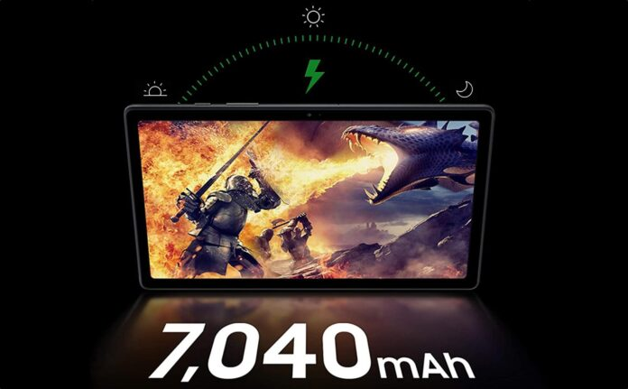 Samsung Electronics A7 Tablet 10.4 Wi-Fi 64 GB Gray