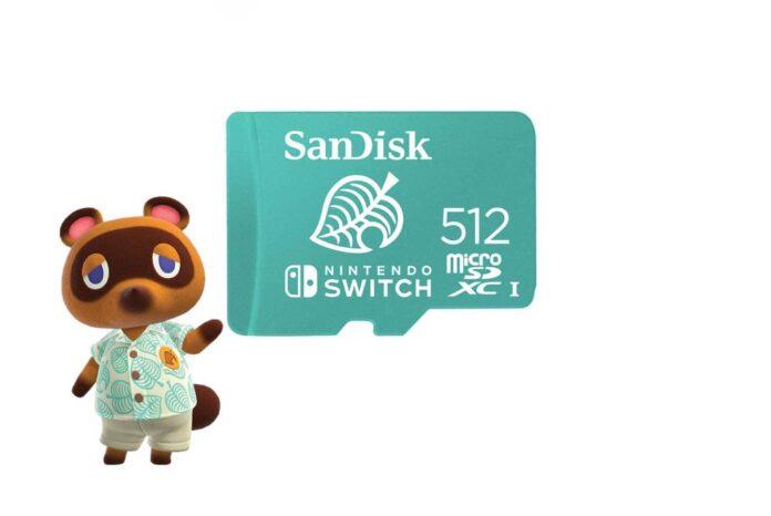 SanDisk 512GB microSDXC UHS-I-Memory Card