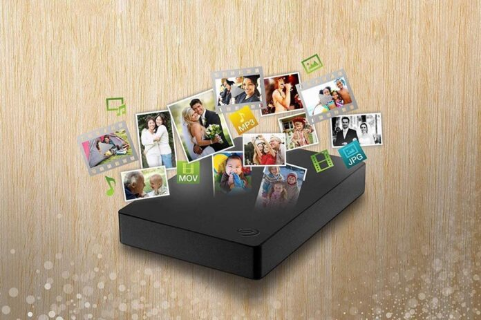 Seagate Portable 5TB External Hard Drive HDD