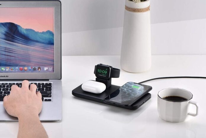 Seneo 3 in 1 Wireless Charger
