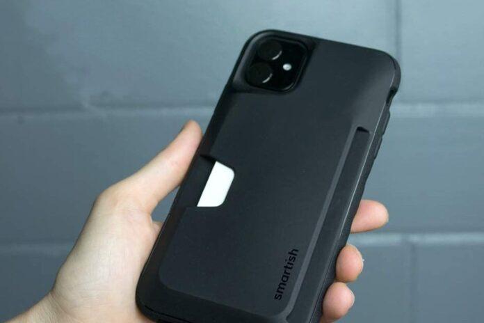 Smartish iPhone 11 Wallet Case