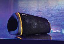 Sony SRS-XB43 EXTRA BASS Wireless Portable Speaker