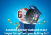 TickTalk 3 Unlocked 4G LTE Universal Kids Smart Watch