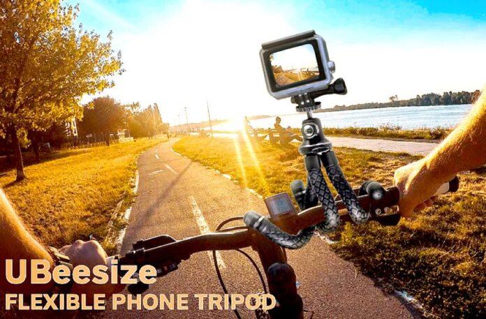 UBeesize Flexible Cell Phone Tripod