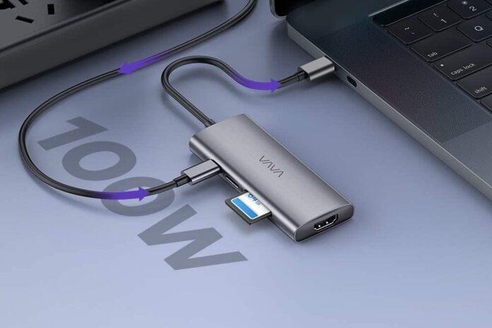 VAVA 7 in 1 USB C Hub