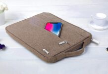 Voova 11.6-12 Inch Laptop Sleeve
