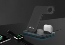 WAITIEE Wireless Charger For Apple Device