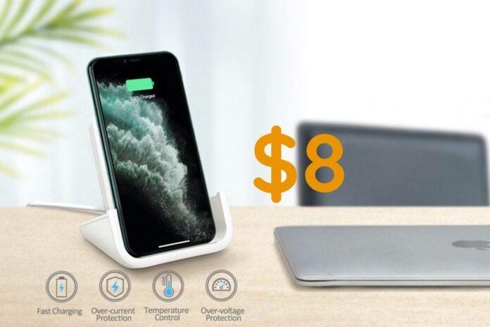 YUWISS Wireless Charging Stand