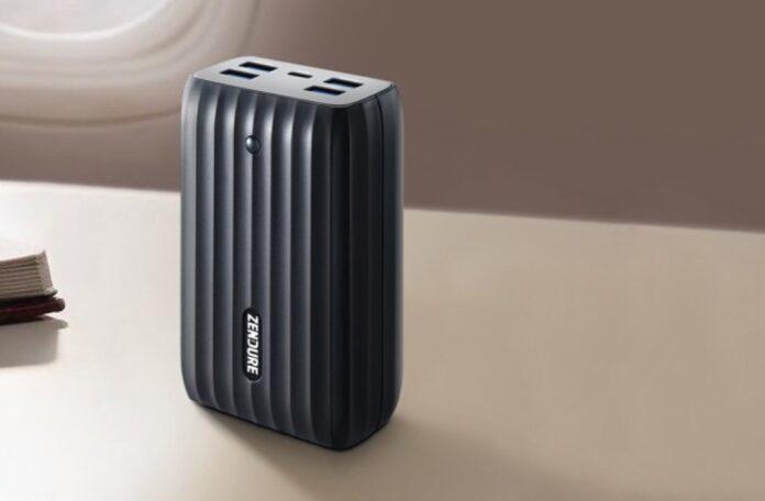 Zendure X6 USB-C Hub Portable Charger 20000mAh