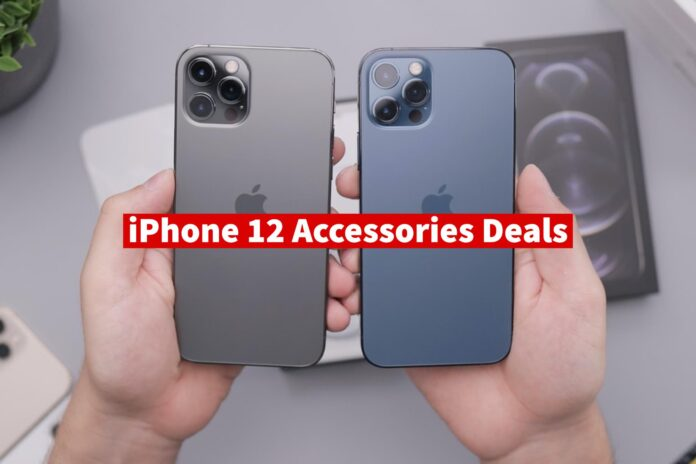 iPhone 12 Accessories Deals