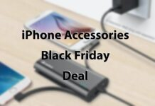 iPhone Accessories Black Friday Deals
