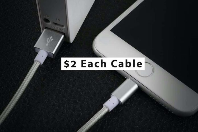 iPhone Lightning Cable Deals