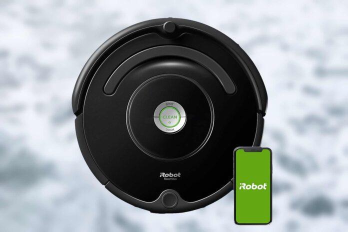 iRobot Roomba 675 Robot Vacuum-