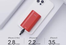 iWALK Portable Charger 9000mAh