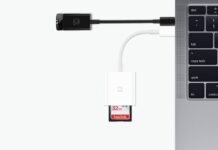 nonda USB C to SD Card Reader