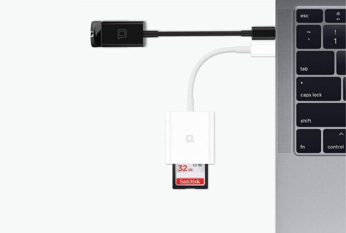 nonda USB C to SD Card Reader