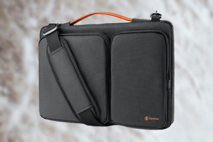 _tomtoc Laptop Shoulder Bag-min