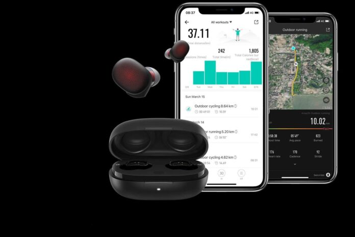 Amazfit PowerBuds True Wireless Earbuds