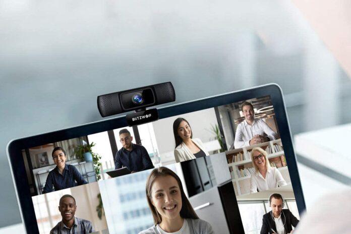 BlitzWolf HD Webcam 1080P