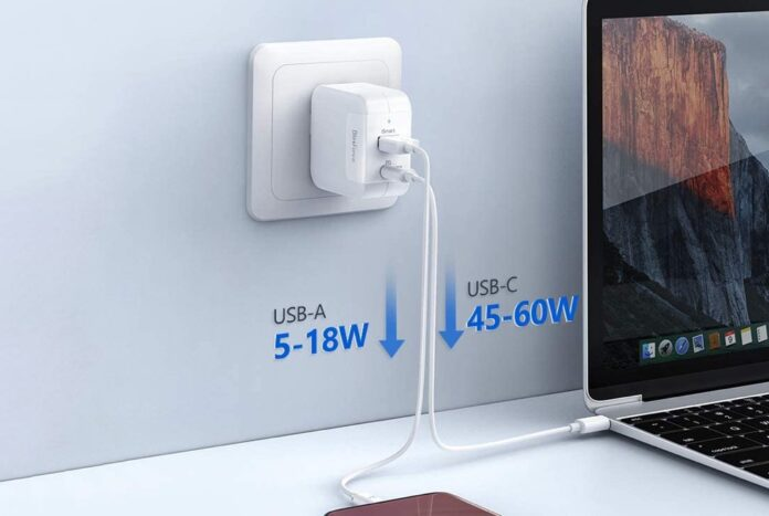 Blitzforce iPhone & MacBook Charger
