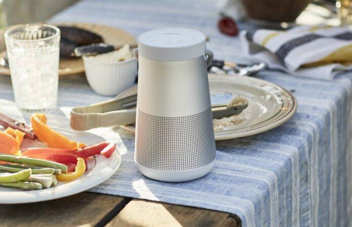 Bose SoundLink Revolve+ Portable and Long-Lasting Bluetooth 360 Speaker